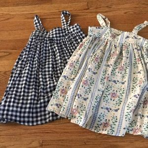 Old Navy Summer Dress Bundle size 2T